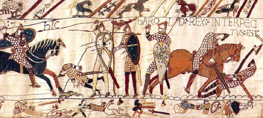 a overview of the 1066 norman invasion From the conquest to chaucer 1066-1400 the norman conquest of england, in the 11th century, made a break in the natural growth of the english language and literature.