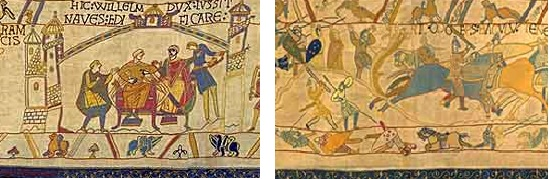 Art, Allegory, and the Authorship of the Bayeux Tapestry