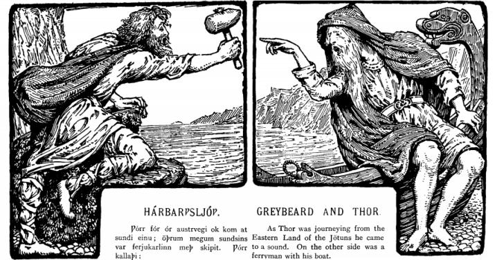 Hárbarðsljóð