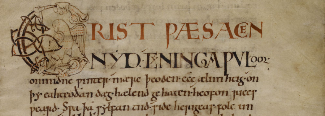 A Scribe's Life (5): The Anglo-Saxon Chronicles